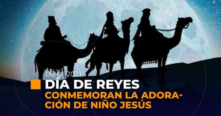 6 de Enero día de los Reyes Magos