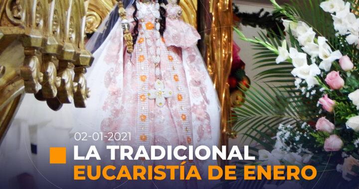 La tradicional Eucaristía de Enero.