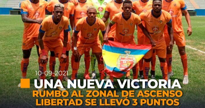 Libertad F.C busca la primera división