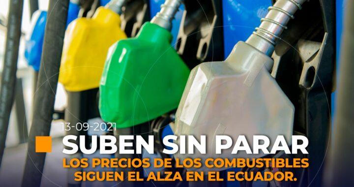 Sube el precio de la gasolina en Ecuador