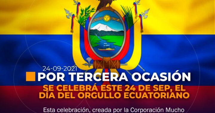 Dia del orgullo ecuatoriano