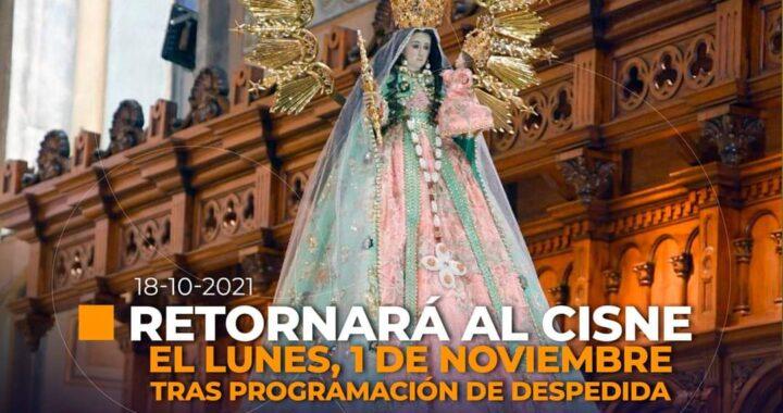 'La Churonita' retornará a El Cisne