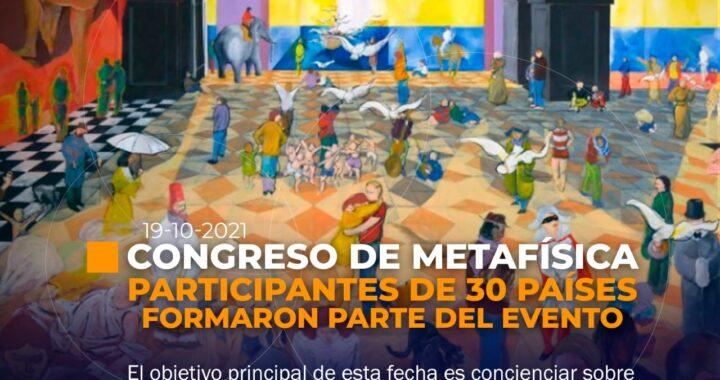 Congreso Mundial de Metafísica.